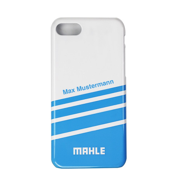 Mobile phone case with personalization, several motives