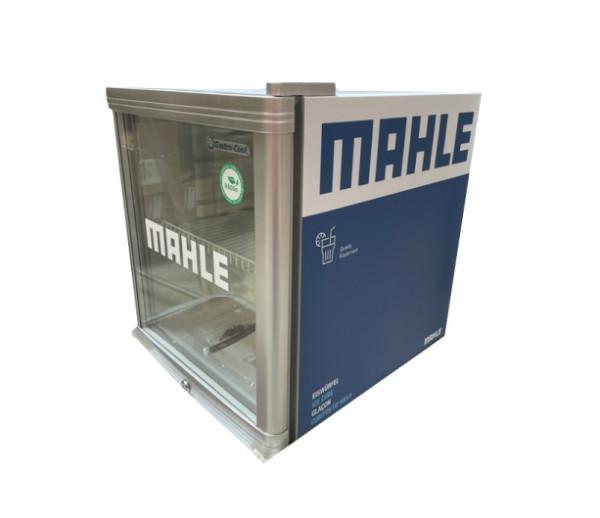 Kühl-Cube Glastürkühlschrank