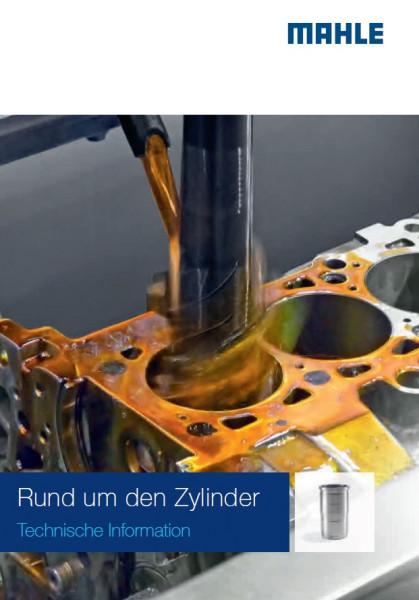 Broschüre Rund um den Zylinder