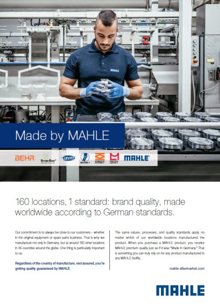 1.1 Flyer A4 Made by MAHLE