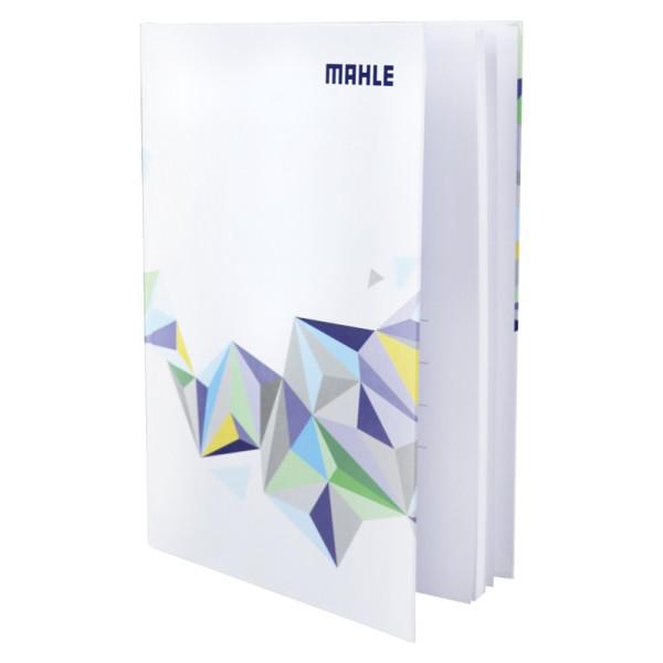 MAHLE Notizbuch A4